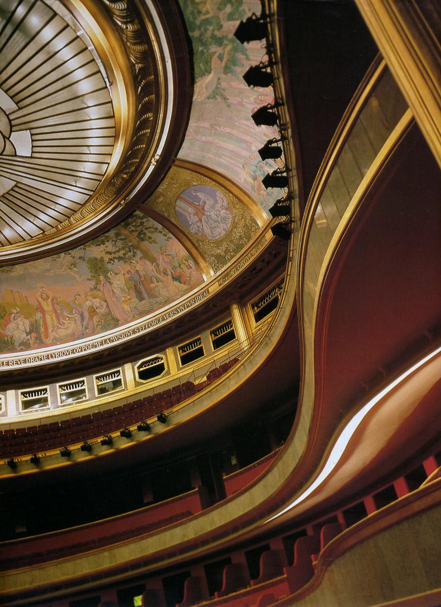 Architecture - Photo Carol-Marc Lavrillier