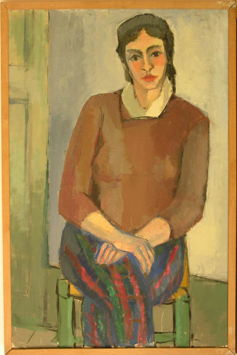 Nadia Lavrillier - Peinture - 07