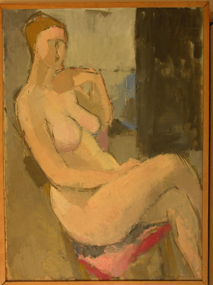 Nadia Lavrillier - Peinture - 08