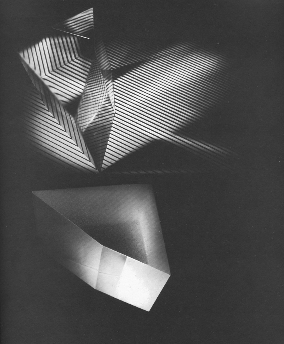 Polyprisme - Bruno Munari - 1970 - Photo Carol-Marc Lavrillier